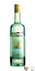 "El Dorado superior "" White "" rum of Guyana by Demerara 37.5% vol.   1.00 l"