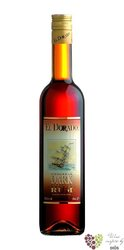 "El Dorado superior "" Dark "" aged rum of Guyana by Demerara 37.5% vol.    0.35 l"