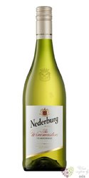 "Chardonnay "" Winemaster´s reserve "" 2014 South Africa Western Cape Nederburg 0.75 l"