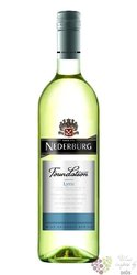 "Chardonnay "" Foundation "" 2012 South Africa Western Cape Nederburg 0.75 l"