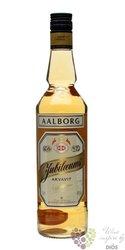 "Aalborg "" Jubileums "" original Dansk aquavit 42% vol.  0.70 l"