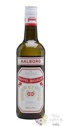 "Aalborg "" Taffel "" original Dansk aquavit 45% vol.  0.70 l"