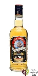 Lysholm � Linie � original Dansk Aquavit 42% vol.    0.05 l