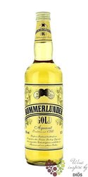 "Bommerlunder "" Gold "" original German Aquavit 38% vol.    0.70 l"
