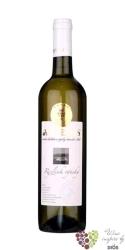 Ryzlink Rýnský 2009 pozdní sběr z vinařství Ampelos ŠS Znojmo     0.75 l