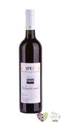 Rulandské modré 2007 pozdní sběr z vinařství Ampelos ŠS Znojmo     0.75 l
