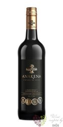 """Cabernet Sauvignon """" Birdman """" 2009 Central valley viňa Anakena  0.75 l"""