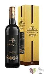"""Cabernet Sauvignon """" Birdman """" 2016 gift box Central valley viňa Anakena  0.75 l"""