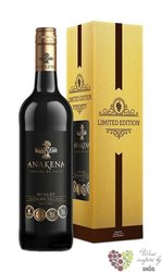 "Merlot "" Birdman "" 2016 gift box Central valley viňa Anakena  0.75 l"
