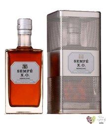"""Sempé """" XO cubic """" Armagnac Aoc 40% vol.  0.70 l"""