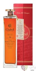 "Chabot "" Extra ltd. decanter "" 30 years old Armagnac Aoc 40% vol.  0.50 l"