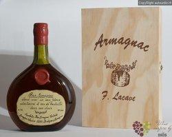 "Lacave "" XO "" Basquaisse Armagnac Aoc 40% vol.    0.70 l"