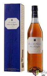 Vaghi 15 years old Bas Armagnac AOC by Baron de Sigognac 40% vol.   0.70 l