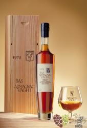 Vaghi 1918 Vintage Bas Armagnac AOC by Baron de Sigognac 40% vol.   0.70 l