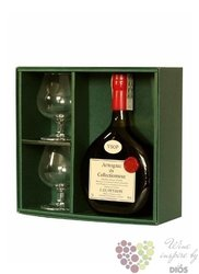 "J.Dupeyron "" VSOP "" 2 glass pack Armagnac Aoc 40% vol.    0.70 l"