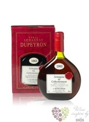 J.Dupeyron 1963 Vintage Armagnac Aoc 40% vol.    0.70 l