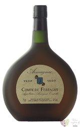 """Comte de Ferragut """" VSOP """" Armagnac Aoc 40% vol.  0.70 l"""