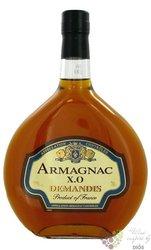 """Demandis """" XO """" Armagnac Aoc 40% vol.    0.70 l"""