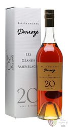 "Darroze "" Grands assemblages "" aged 20 years Bas Armagnac Aoc 43% vol.  0.70 l"