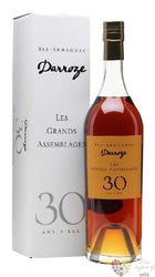 "Darroze "" Grands assemblages "" aged 30 years Bas Armagnac Aoc 43% vol.  0.70 l"