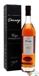 "Darroze 1977 "" Unique collection "" Bas Armagnac Aoc 48.8% vol.  0.70 l"