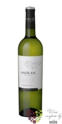Chardonnay 2010 Mendoza DO Andean Vineyards    0.75 l