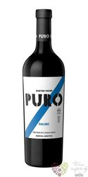 "Malbec "" Puro "" 2013 Argentina Mendoza bodegas Dieter Meier   0.75 l"