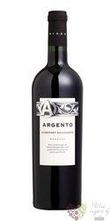 Cabernet Sauvignon 2011 Mendoza Do Argento wine    0.75 l