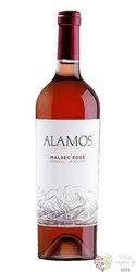 """Malbec rosé """" Alamos """" 2011 Mendoza DO bodega Catena Zapata    0.75 l"""