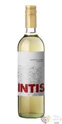 "Chardonnay "" Intis "" 2014 Argentina San Juan finca las Moras  0.75 l"