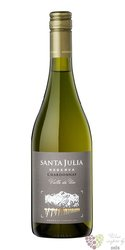 """Chardonnay reserva """" Santa Julia """" Mendoza Do familia Zuccardi  0.75 l"""