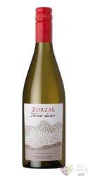 """Chardonnay """" Terroir Unico """" 2015 Tupungato valley bodegas Zorzal 0.75 l"""