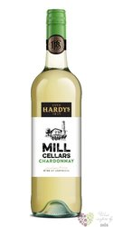 "Chardonnay "" Mill Cellars "" 2016 South eastern Australia by Hardy´s    0.75 l"