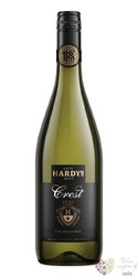 "Chardonnay "" Crest "" South eastern Australia by Hardy´s  0.75 l"