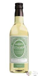 "Chardonnay & Semmilion "" Stamp "" South eastern Australia by Hardy´s  0.187 l"