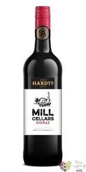 "Shiraz "" Mill Cellars "" 2016 South eastern Australia by Hardy´s    0.75 l"