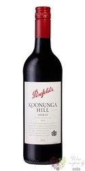 "Shiraz "" Koonunga hill "" 2017 South Australian wine by Penfolds  0.75 l"
