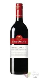 "Cabernet Sauvignon "" BIN 45 "" 2017 Limestone Coast Lindemans winery 0.75 l"