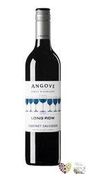 "Cabernet Sauvignon "" Long Row "" 2010 South Australia by Angove Family    0.75 l"