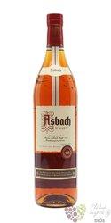 "Asbach "" Uralt "" German aged wine brandy by Hugo Asbach 36% vol.   1.00 l"