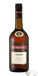 "Bardinet "" VSOP "" French wine brandy 40% vol.  1.00l"