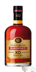 "Bardinet "" XO Extra "" French wine brandy 40% vol.   0.70 l"