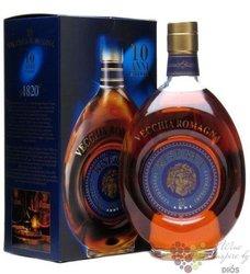 """Vecchia Romagna """" Riserva 10 ani """" ancien Italian wine brandy 38% vol.   0.70 l"""
