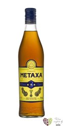 "Metaxa 3 * "" Stars Range "" Greek wine brandy 38% vol.    0.70 l"