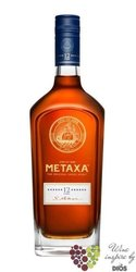 "Metaxa 12 * "" S.Mataxa "" premium Greek spirit 40% vol.  0.70 l"