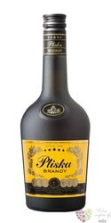 Pliska Bulgarian brandy by Vinex Preslav 36% vol.  0.50 l