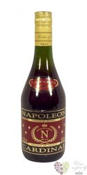 "Cardinal "" Napoleon "" French wine brandy 36% vol.    0.70 l"