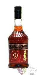 "Cardinal "" XO Extra "" French wine brandy 40% vol.    0.70 l"