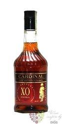 "Cardinal "" XO Extra "" French wine brandy 40% vol.    0.70 l"