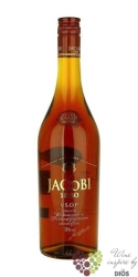 Jacobi 1880 VSOP German Rheingau brandy 40% vol.   0.70 l